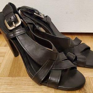 BCBGeneration cone heeled sandals